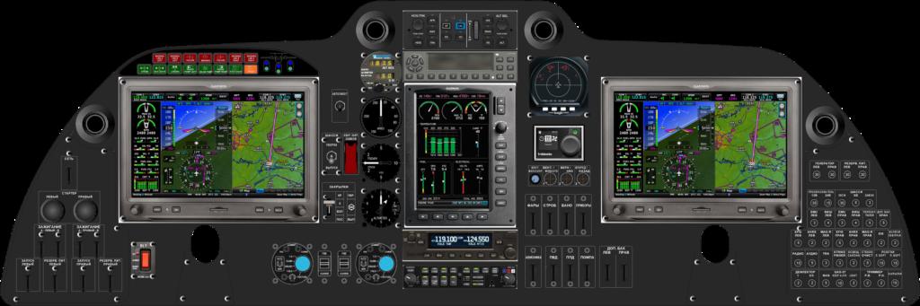 Л-65 панель приборов